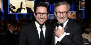 JJ Abrams Steven Spielberg in A Hope More Powerful Than the Sea