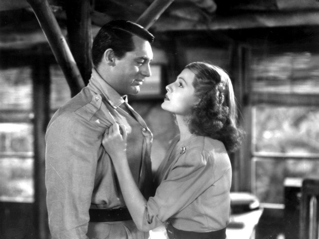 Cary Grant e Rita Hayworth