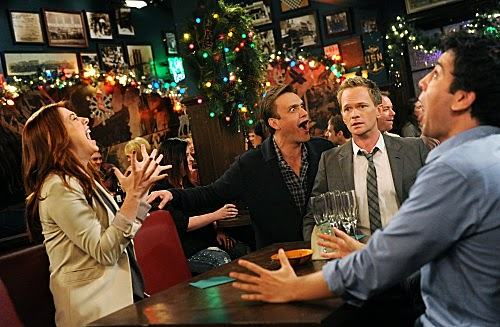 How I met your mother Christmas