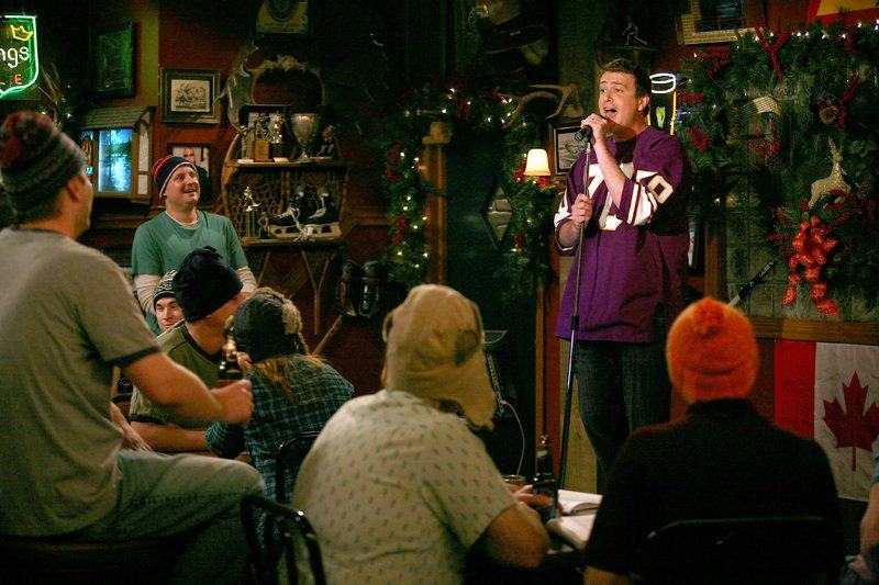 How I met your mother - episodio Natale