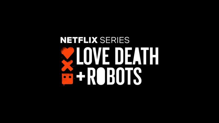 love death and robots anime