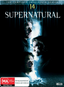 supernatural dvd 14 stagione