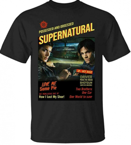 supernatural t shirt