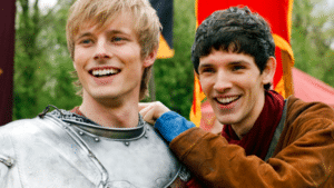 merlin e arthur love
