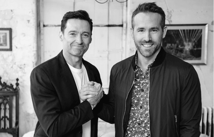 hugh jackman e ryan reynolds