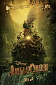 Jungle Cruise Locandina