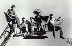 Stand by Me on set