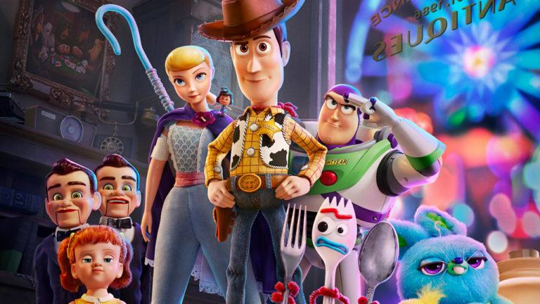 toy story 4 pupazzi