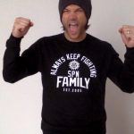 jared padalecki always keep fighting