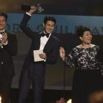 Parasite Miglior cast ai SAG awards