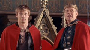 arthur and uther