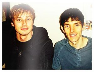 bradley james e colin morgan