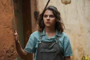 Dafne Keen in Queste Oscure Materie stagione 2