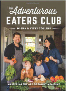 misha collins cookbook