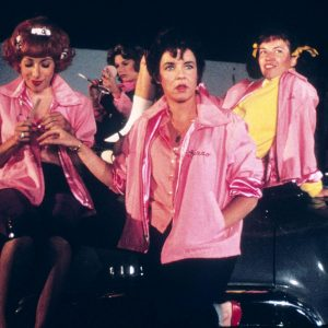 Grease rise of the pink ladies