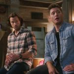 Supernatural-15x17 sam, dean, cas