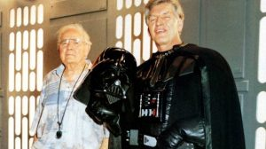 David Prowse addio a Darth Vader
