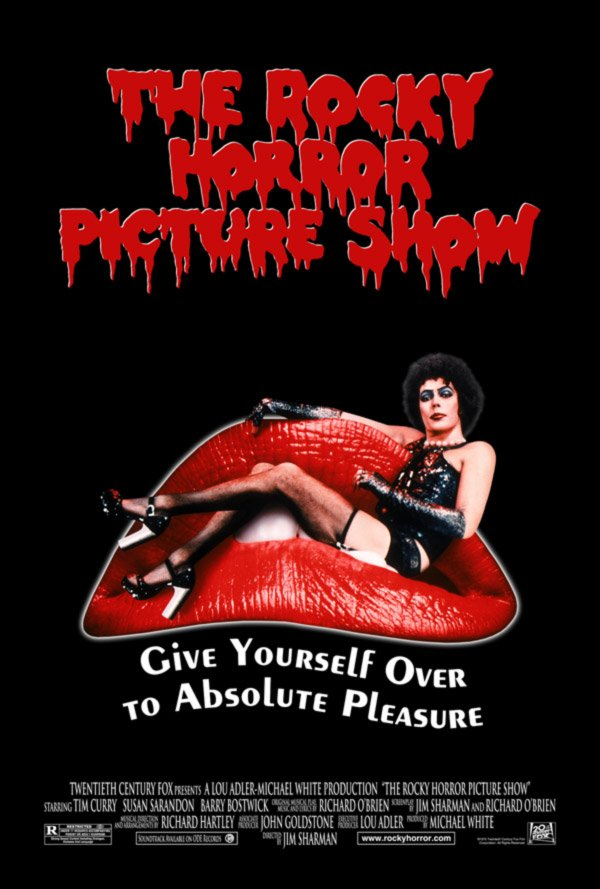 the rocky horror picture show locandina