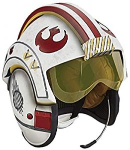 Casco da pilota di Luke Skywalker