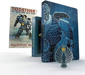 Pacific Rim, Titans of Cult limited edition