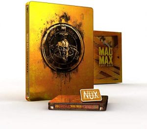 Mad max: Fury Road in Blu-ray