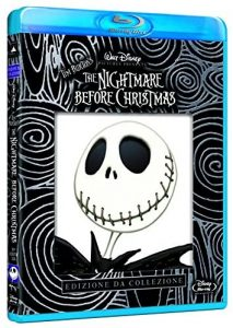 The Nightmare Before Christmas in Blu-ray