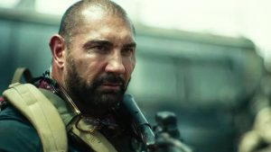 Army of the Dead, Dave Bautista inarrestabile