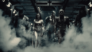 Snyder Cut - Justice League, una scena del film