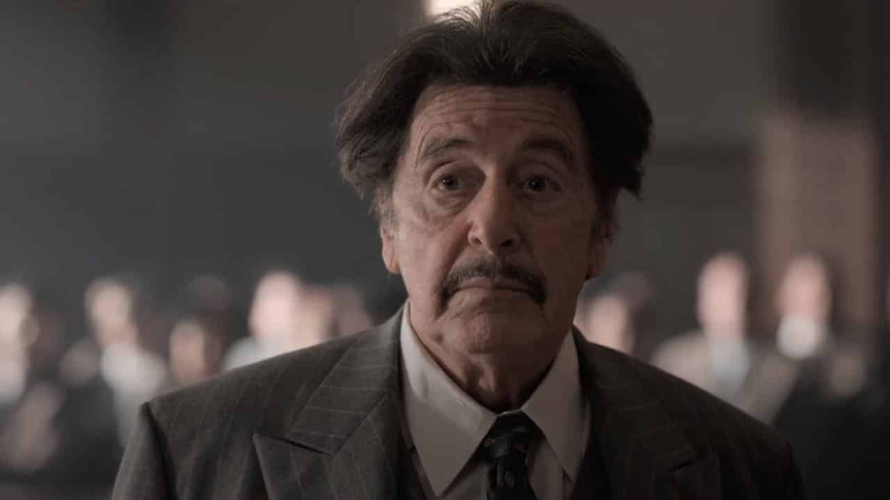 American Traitor: the new film with Al Pacino is coming - Ruetir