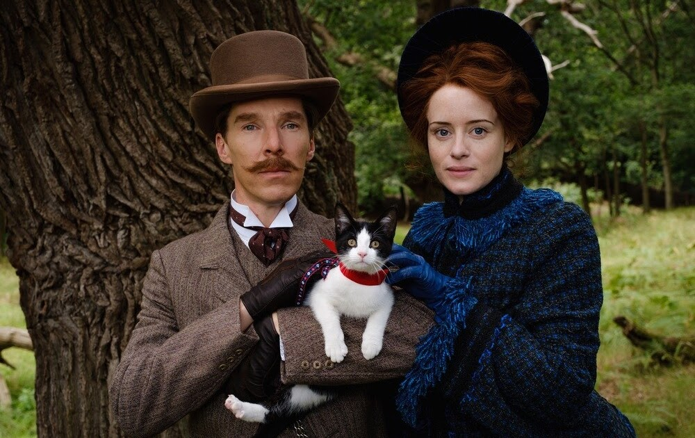 The Electrical Life of Louis Wain Benedict Cumberbatch