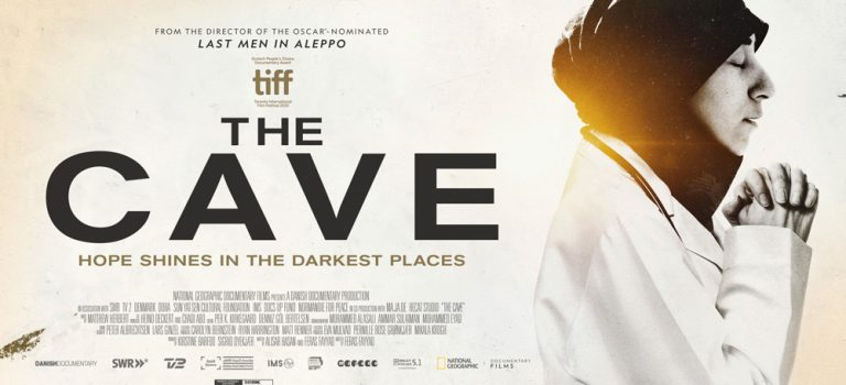 the cave documentario